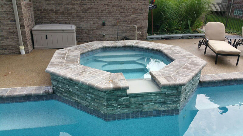Spas and hot tubs in Michigan